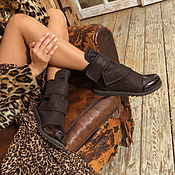 Boots handmade. Livemaster - original item Boots 6d-259-03 (СЧ). Handmade.