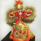 Куклы и игрушки handmade. Livemaster - original item The Queen of the Brazilian carnival - porcelain doll. Handmade.