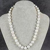 Работы для детей, handmade. Livemaster - original item 50cm Natural River Pearl Beads. Handmade.