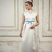 Свадебный салон ручной работы. Ярмарка Мастеров - ручная работа Свадебное платье в духе Грейс Келли. Handmade.