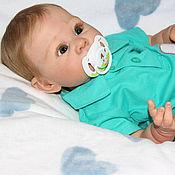 Куклы и игрушки handmade. Livemaster - original item Reborn doll, Leon.. Handmade.