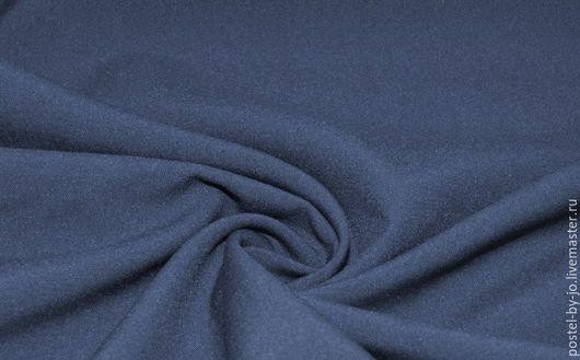 Шитье ручной работы. Ярмарка Мастеров - ручная работа. Купить Ткань костюмная габардин. Handmade. Серый, габардин, ткань для творчества