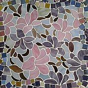 """Для дома и интерьера ручной работы. Ярмарка Мастеров - ручная работа Столик чайный """"Прованс"""" мозаика. Handmade."""