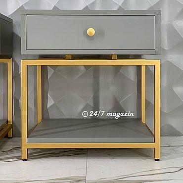 Мебель ручной работы. Ярмарка Мастеров - ручная работа Тумба LADY GOLD.. Handmade.