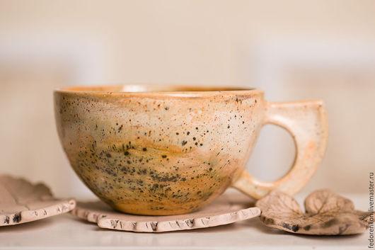 Кружки и чашки ручной работы. Ярмарка Мастеров - ручная работа. Купить Керамическая чашка с веточками зимы. Handmade. Комбинированный, глазурь