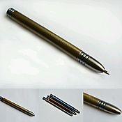 """Ручки ручной работы. Ярмарка Мастеров - ручная работа Титановая ручка """"Спутник"""". Handmade."""