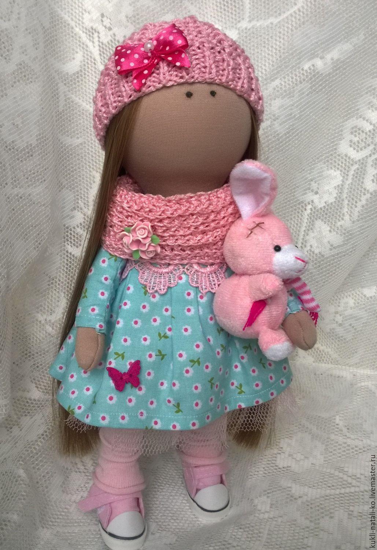 Как сшить своими руками интерьерную куклу своими