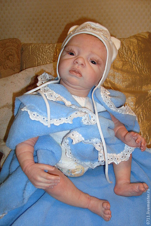 Куклы-младенцы и reborn ручной работы. Ярмарка Мастеров - ручная работа. Купить кукла реборн  Никита - очаровашка из молда Лондон от Натали Блик. Handmade.