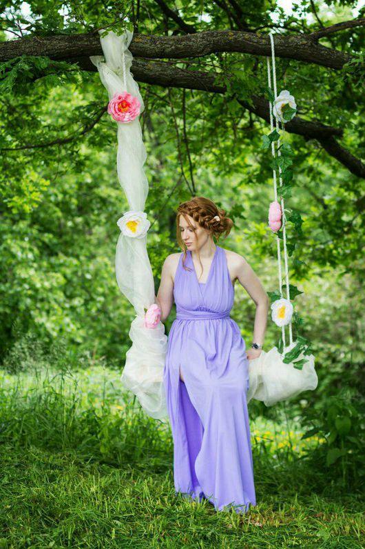 Платья ручной работы. Ярмарка Мастеров - ручная работа. Купить Платье подружки невесты. Handmade. Платье подружки невесты