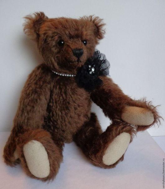Мишки Тедди ручной работы. Ярмарка Мастеров - ручная работа. Купить коричневая мишка. Handmade. Коричневый, ревун, фетр