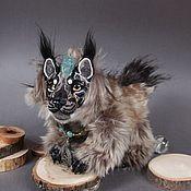 Куклы и игрушки handmade. Livemaster - original item Keeper, khesar Sender. Handmade.