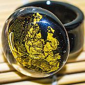 """Украшения ручной работы. Ярмарка Мастеров - ручная работа Кольцо """" Золотое"""". Handmade."""