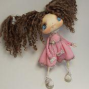 Куклы и игрушки ручной работы. Ярмарка Мастеров - ручная работа Видеокурс по Созднию куколки Женевьевы. Handmade.