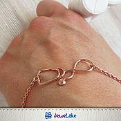 Украшения handmade. Livemaster - original item medical gold bracelet stethoscope bracelet gift for doctor. Handmade.