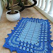 Для дома и интерьера handmade. Livemaster - original item Mat knitted. Handmade.