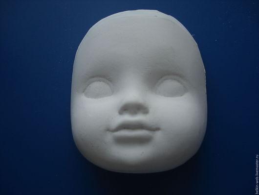 Куклы и игрушки ручной работы. Ярмарка Мастеров - ручная работа. Купить Лицо куклы. Handmade. Белый, гипс, тедди-долл