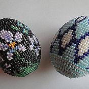 Сувениры и подарки ручной работы. Ярмарка Мастеров - ручная работа Яйца сувенирные. Handmade.