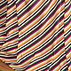 'Strips' - polyviscose silk-stretch (Florence). Fabric. Ya-shveya. My Livemaster. Фото №5