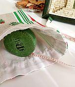 Банки ручной работы. Ярмарка Мастеров - ручная работа Текстильный мешочек для подарка, сладостей ручная вышивка крестом. Handmade.