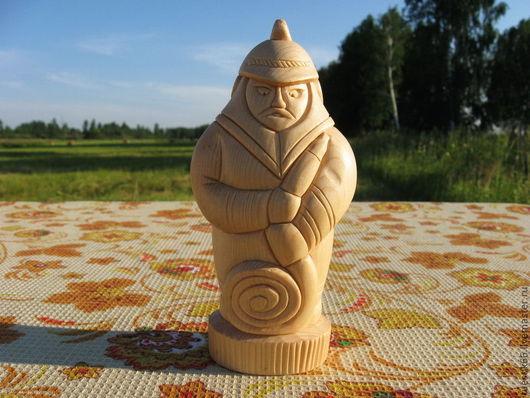 Персональные подарки ручной работы. Ярмарка Мастеров - ручная работа. Купить Резьба по дереву фигурки. Handmade. Кедр, ручная работа