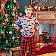 Костюмы: Новогодний костюм для мальчика. Карнавальный костюм. Ypapi. Ярмарка Мастеров.  Фото №5
