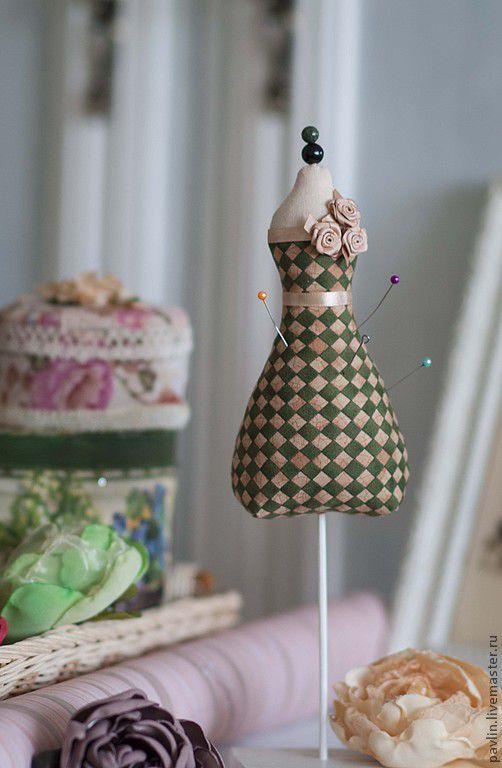 Куклы Тильды ручной работы. Ярмарка Мастеров - ручная работа. Купить Манекен. Handmade. Хаки, хлопок 100%