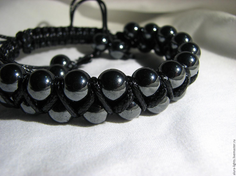Bracelets Handmade Shamballa Bracelet With Hemae Steel Beautiful Gifts For The Good