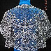 Аксессуары handmade. Livemaster - original item Drape lace 432. Handmade.
