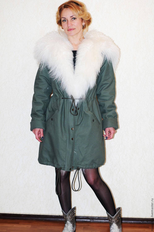 Верхняя женская одежда зима купить