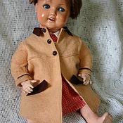 Куклы и игрушки ручной работы. Ярмарка Мастеров - ручная работа Комплект одежды на винтажную куклу. Handmade.