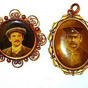 Винтаж handmade. Livemaster - original item Antique jewelry with a photo. Handmade.
