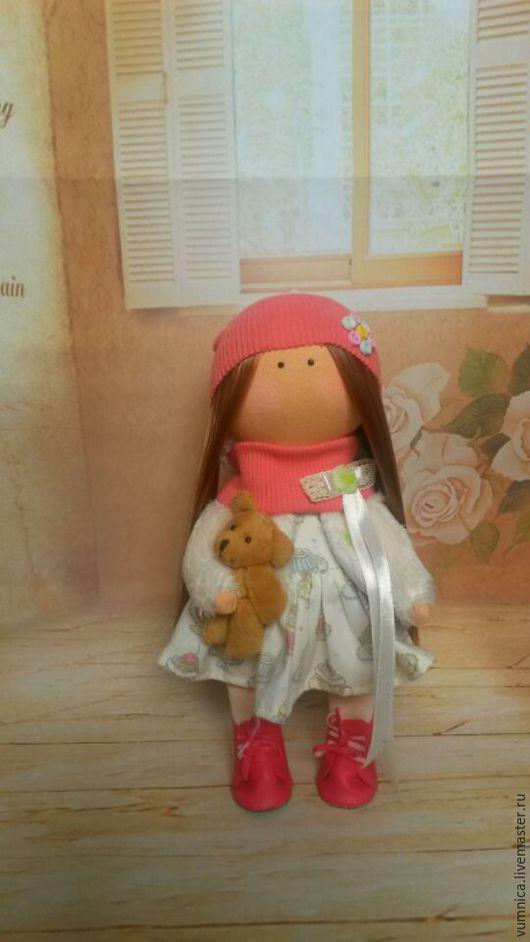 Куклы тыквоголовки ручной работы. Ярмарка Мастеров - ручная работа. Купить Текстильная интерьерная кукла Мэри. Handmade. кукольная обувь
