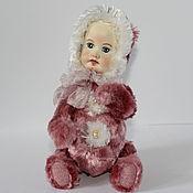 Куклы и игрушки ручной работы. Ярмарка Мастеров - ручная работа Тедди-долл Аника. Handmade.