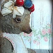 Куклы и игрушки ручной работы. Ярмарка Мастеров - ручная работа Мишка-тедди Рада. Handmade.