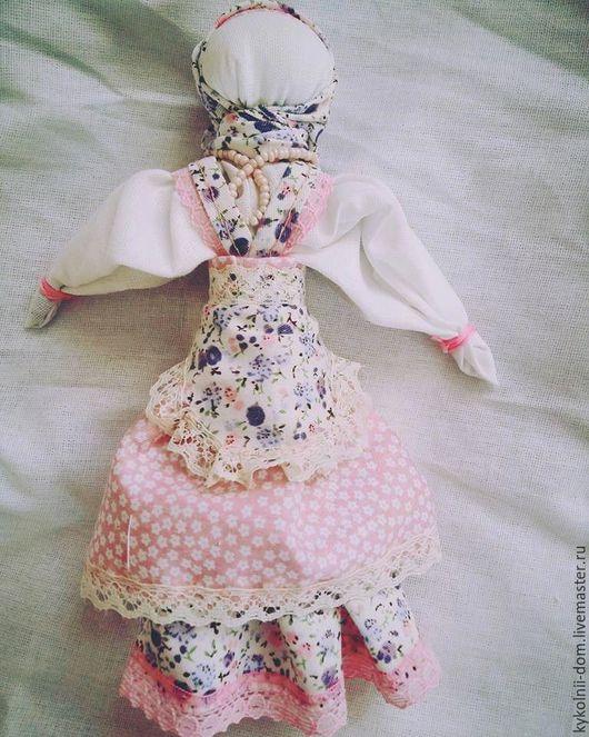 Ароматизированные куклы ручной работы. Ярмарка Мастеров - ручная работа. Купить Обережная кукла для девочки. Handmade. Кукла ручной работы