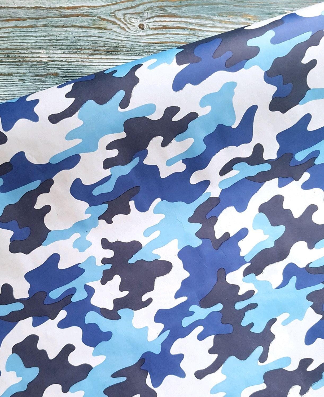 Крафт бумага на 23 февраля, 50х70 см, Бумага, Москва,  Фото №1