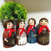 Куклы и игрушки handmade. Livemaster - original item pioneers !. Handmade.
