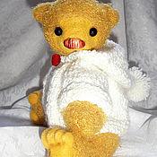 """Куклы и игрушки ручной работы. Ярмарка Мастеров - ручная работа медвежонок """"Райз"""". Handmade."""