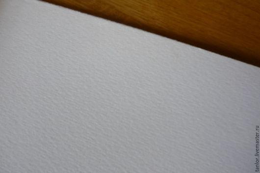 Открытки и скрапбукинг ручной работы. Ярмарка Мастеров - ручная работа. Купить Ватман, листы, 60-е годы.. Handmade. Белый