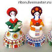 Куклы и игрушки ручной работы. Ярмарка Мастеров - ручная работа барыня. Handmade.