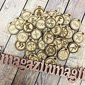 Фен-шуй и эзотерика handmade. Livemaster - original item Runic amulets. Handmade.