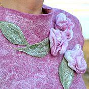 """Одежда ручной работы. Ярмарка Мастеров - ручная работа Туника """" rose"""". Handmade."""