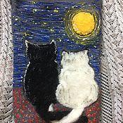 """Сумки и аксессуары ручной работы. Ярмарка Мастеров - ручная работа сумка """" Кошки"""". Handmade."""