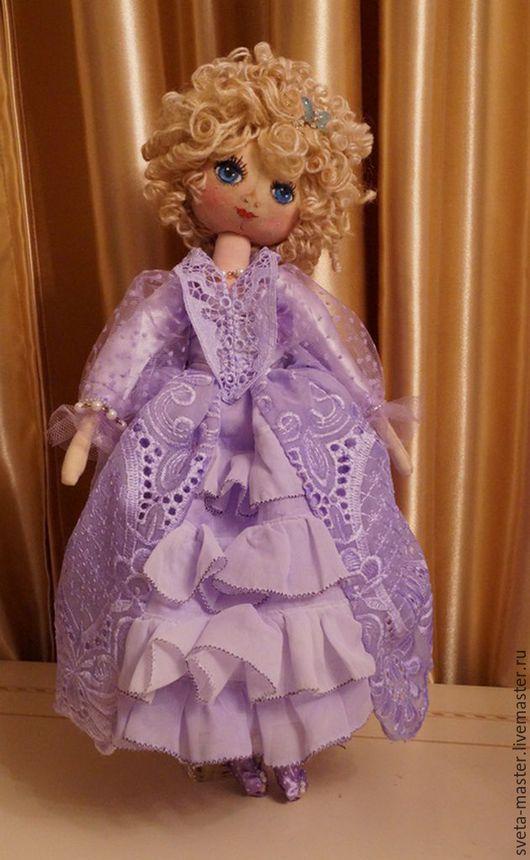 Коллекционные куклы ручной работы. Ярмарка Мастеров - ручная работа. Купить Коллекционная кукла Лола. Handmade. Кукла ручной работы