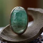 Украшения handmade. Livemaster - original item Ring with berill