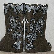 Обувь ручной работы. Ярмарка Мастеров - ручная работа Просторы. Handmade.