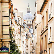 Картины и панно handmade. Livemaster - original item Photo Poster for interior Architecture of Paris. Handmade.