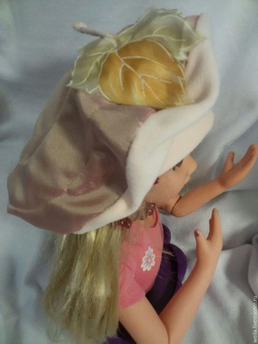 Детские карнавальные костюмы ручной работы. Ярмарка Мастеров - ручная работа. Купить Берет гриб Поганка / сыроежка/ волнушка / лисичка. Handmade.