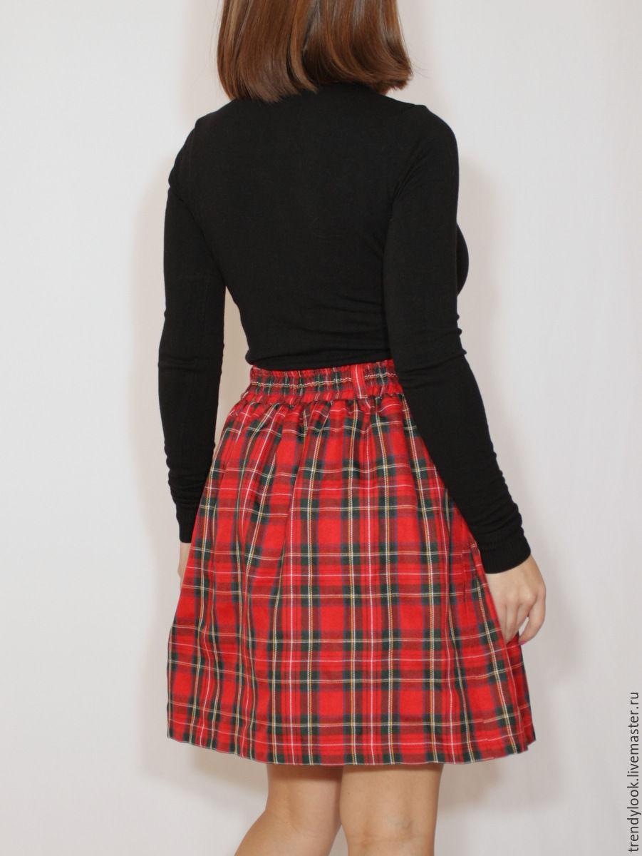 Как сшить юбку в складку своими руками, результат вас удивит 69