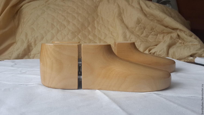Колодки для тапочек из шерсти для валяния